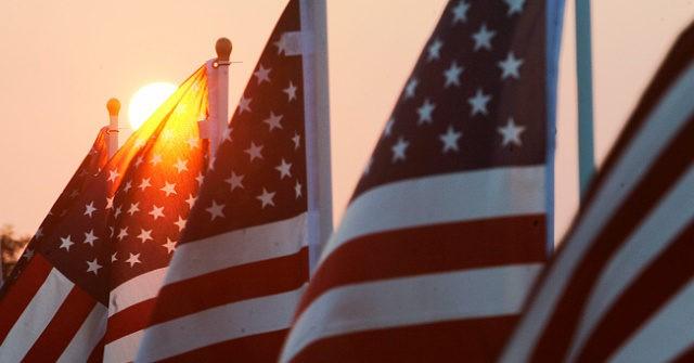 9 11 memorial american flags file ap photo