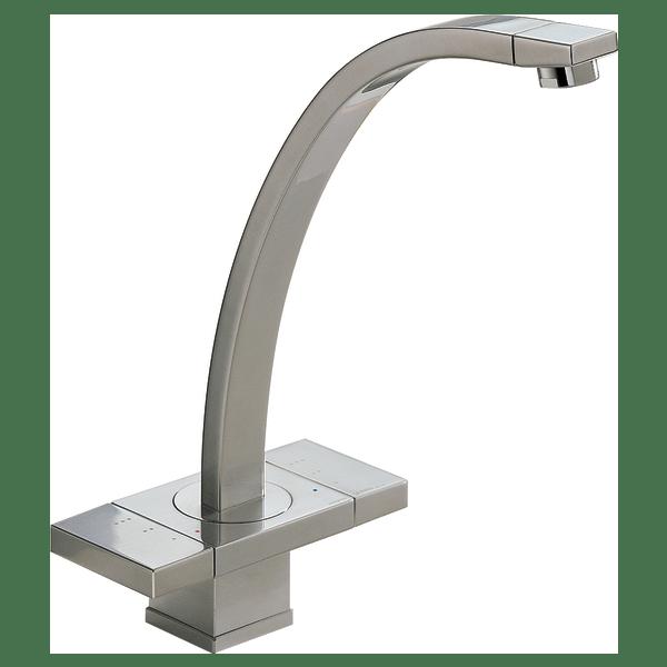 loki two handle bar prep faucet