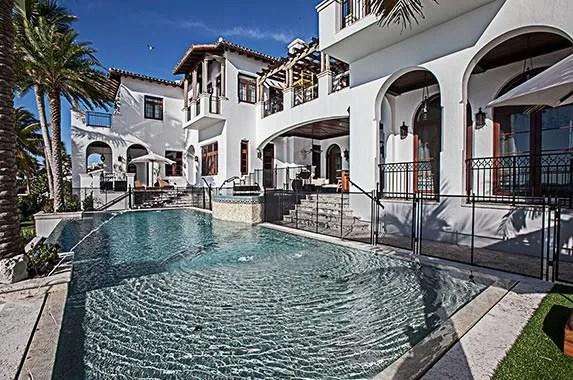 Celebrity House: Where Kourtney And Kim Kardashian 'Took ...