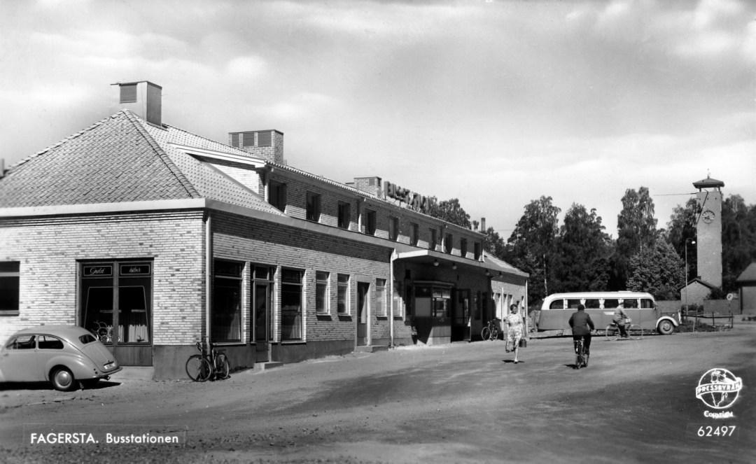 Busstationen ca 1958
