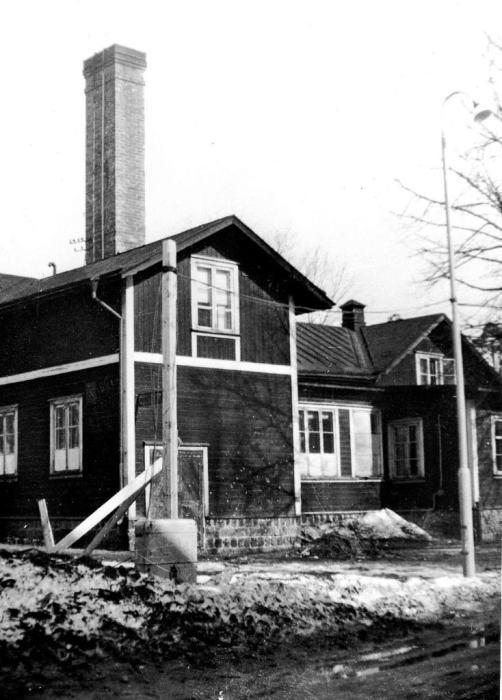 Mojsen revs i oktober 1948