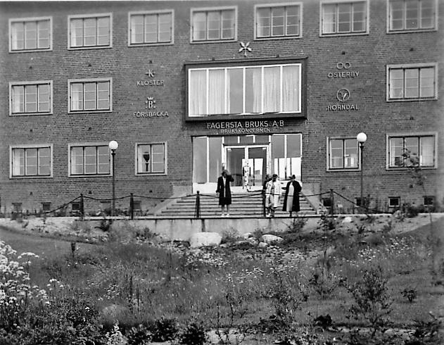 Fagersta Bruk Koncernkontoret 1944
