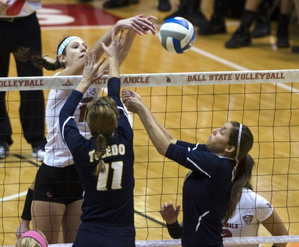 The Ball State Daily :: WOMEN'S VOLLEYBALL: Ball State ...