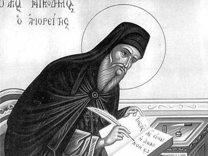Резултат слика за Преподобни Никодим Светогорац: