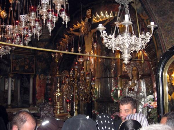 Izrael Hram na Golgoti 0003