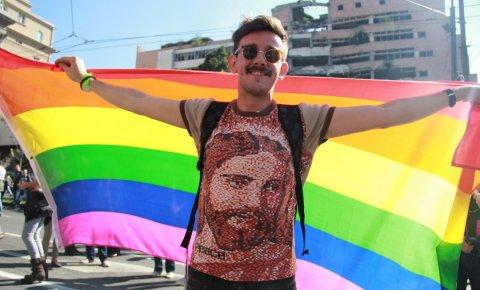 gej parada u Beogradu 27 jun 0003