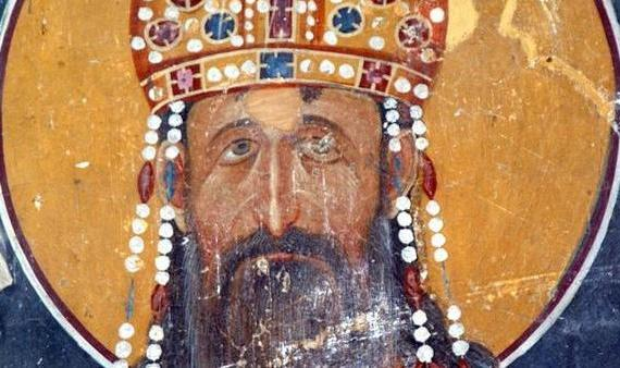 sveti kralj milutin
