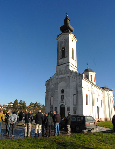 Crkva Jadranska Lešnica