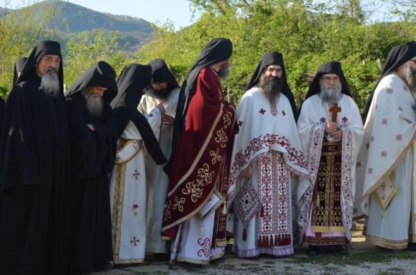 Hirotonija episkopa Nikolaja staroraškog i lozničkog 4.2015. 8