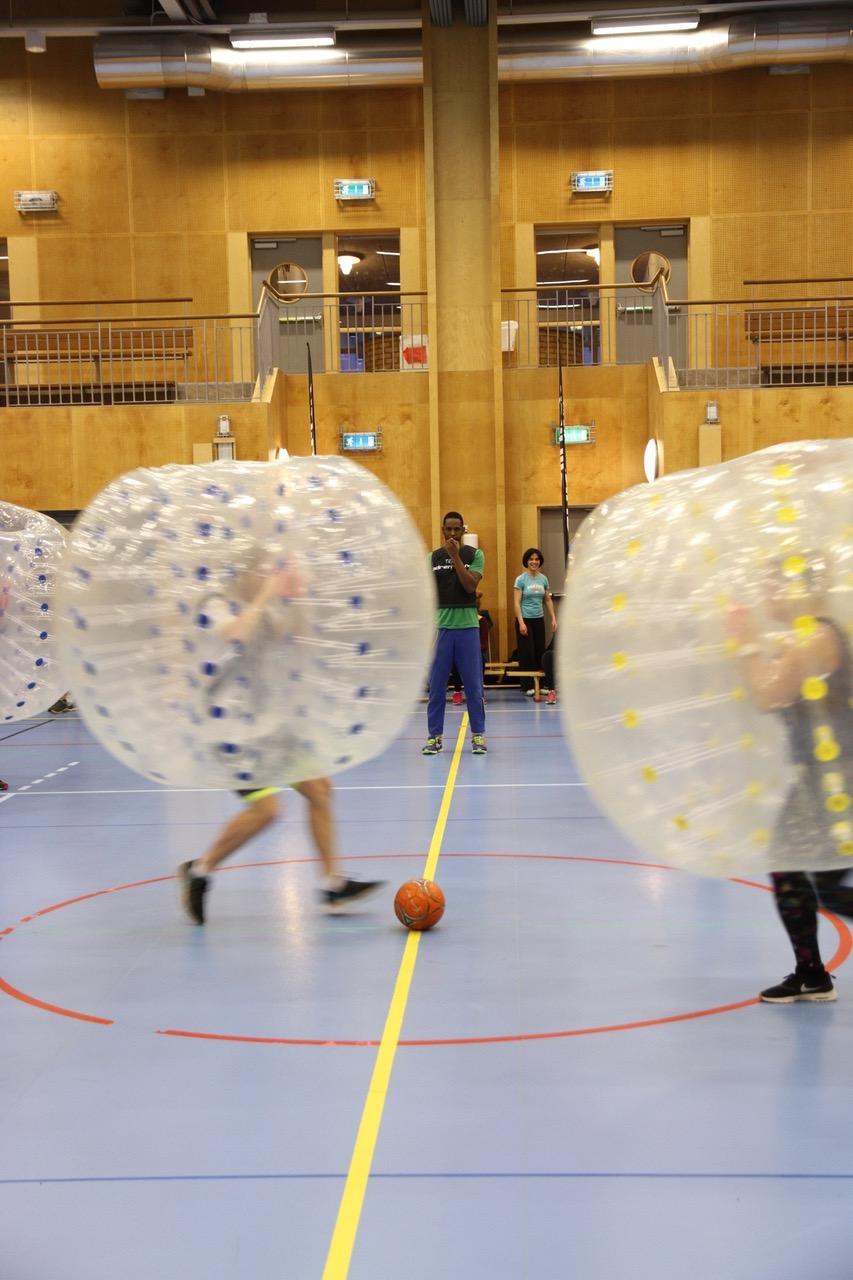 Bumper ball Malmö