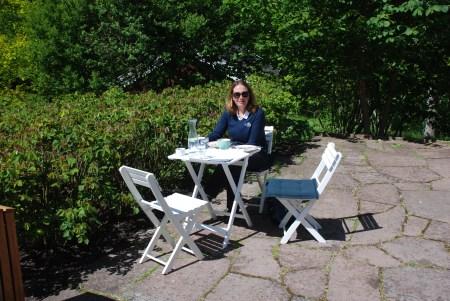 Lunch på Solliden