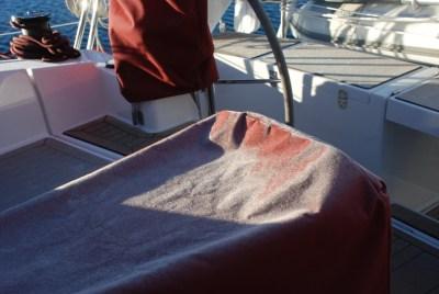 Frost ombord