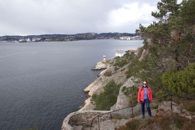 Pa Odderoja utsikt mot Kristianstad