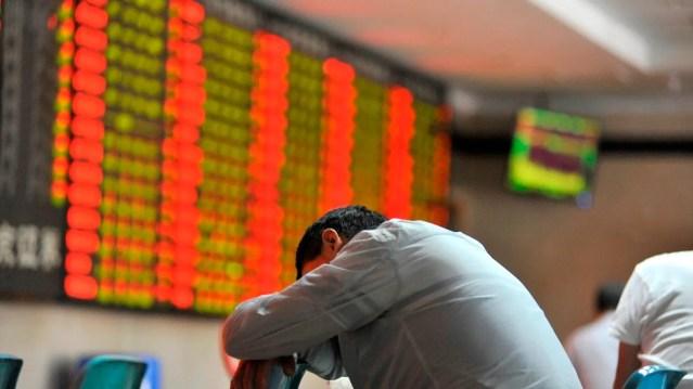 «Xi Jinping a décidé que le capitalisme n'est pas pour la Chine»: 1 billion de dollars s'évaporent avec l'effondrement des marchés