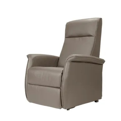 fauteuil relax taupe pas cher but