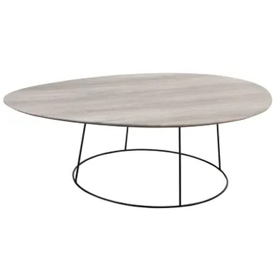 table basse ovale pas cher but
