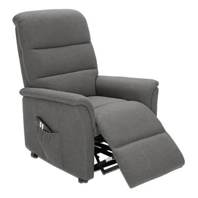 fauteuil gris pas cher but fr