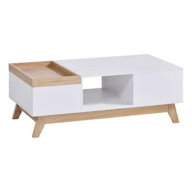 table basse meuble tv scandinave
