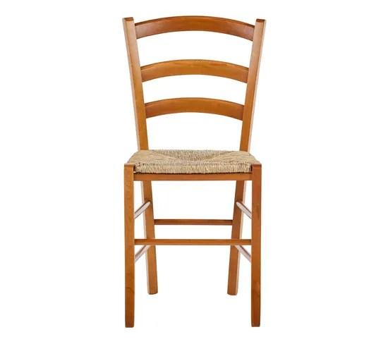 chaise paysanne chene
