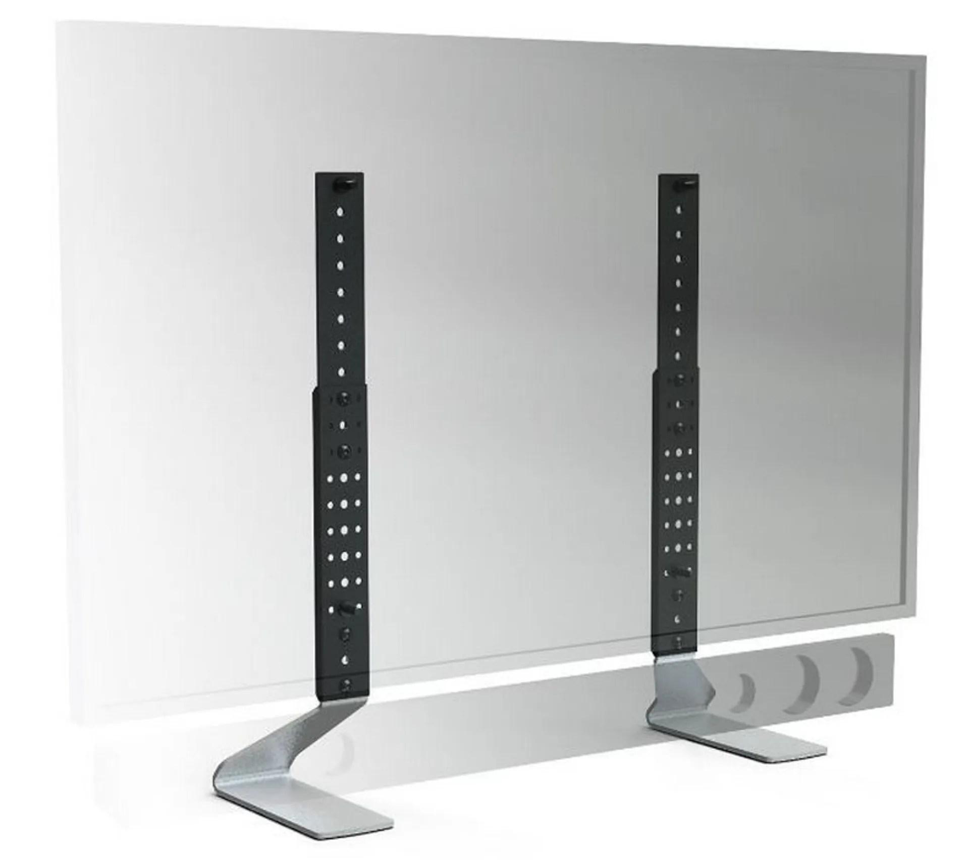 pied tv de table universel pour ecran 20 a 50 035300