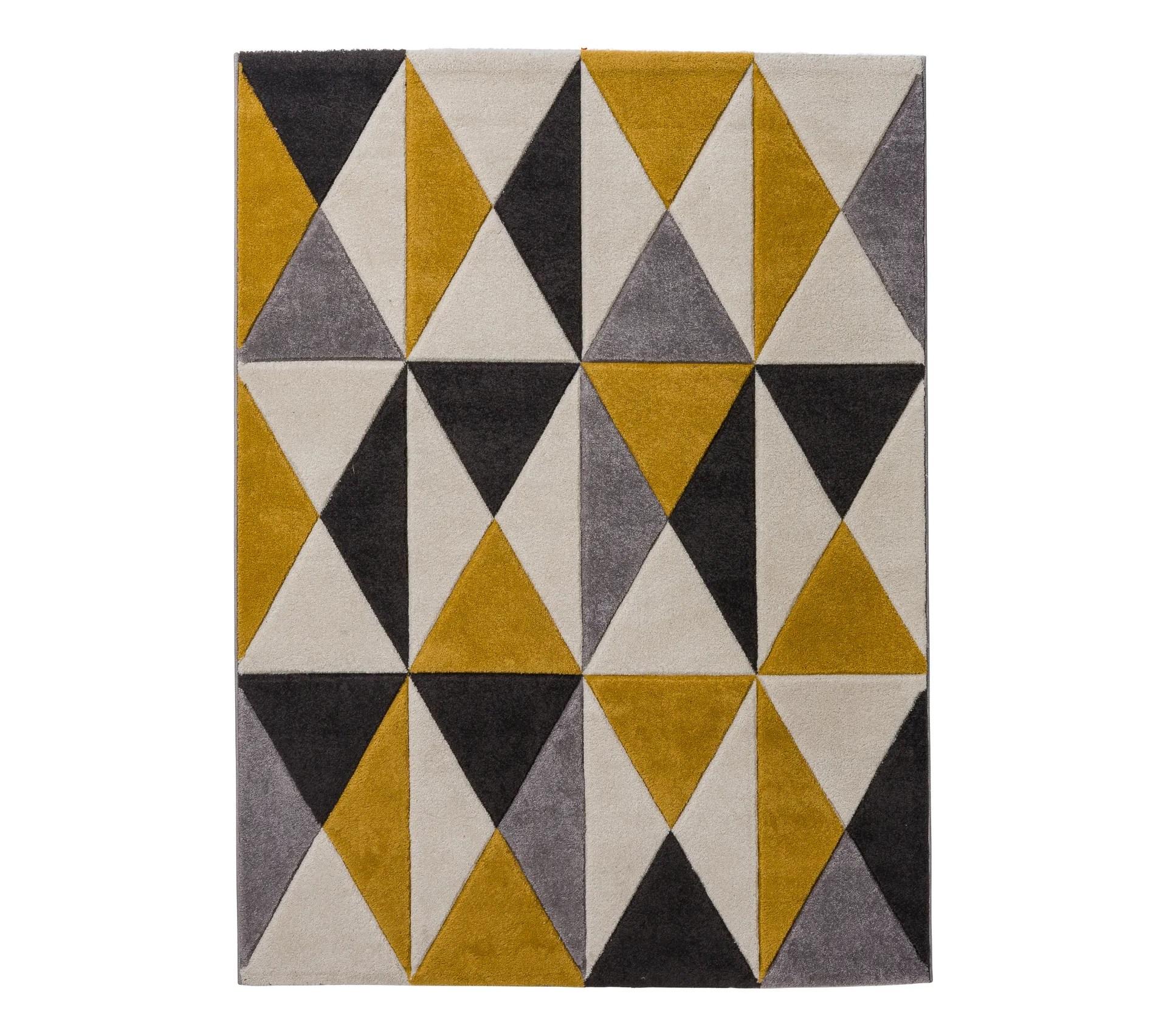 tapis 150x200 pise multicolor