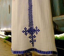 Precedence - Ethiopian Dress Cross