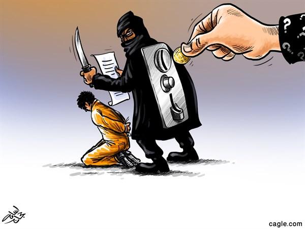 ISISBusiness © Osama Hajjaj,Jordan,isis,business,Terrorism,syria,iraq,terror,daesh