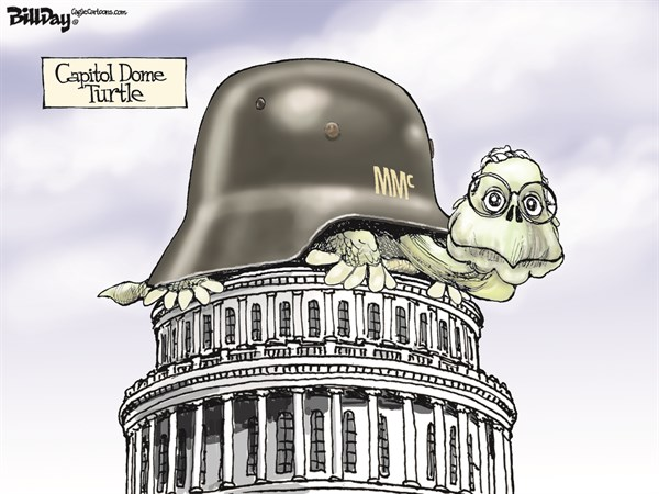 155948 600 CAPITOL DOME TURTLE cartoons