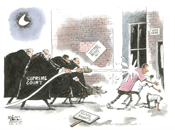 133740 600 Voting Rights Act cartoons