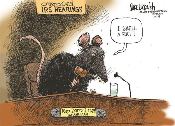 132918 600 IRS Hearings cartoons