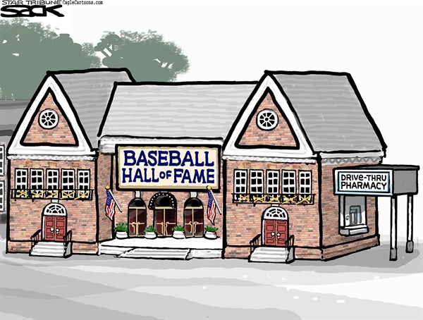 135756 600 Baseball Drive Thru cartoons