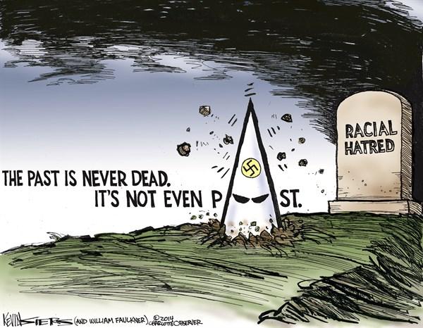 147260 600 Racial Hatred cartoons