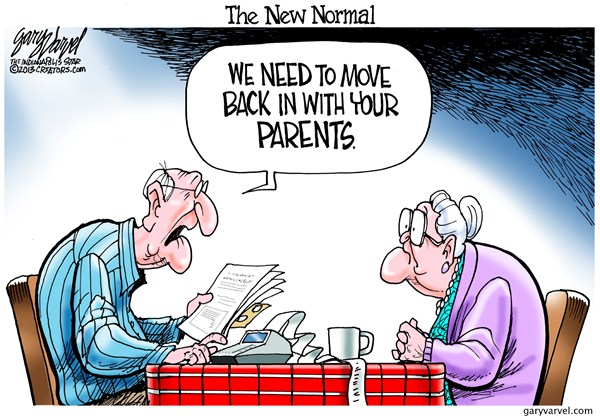 127603 600 The New Normal cartoons