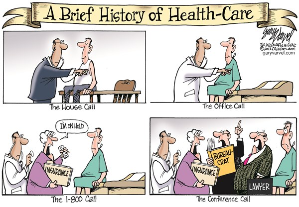 133442 600 History of Health Care cartoons