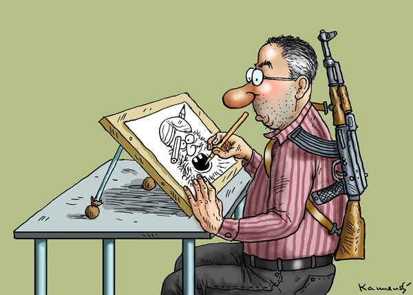 158397 600 Cartoonists and Terrorists cartoons