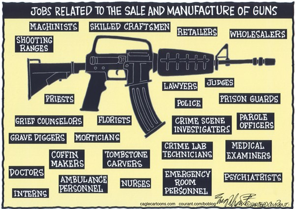 127647 600 Guns And Jobs cartoons