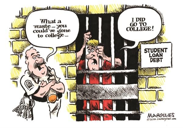 134483 600 Student Loan Debt cartoons