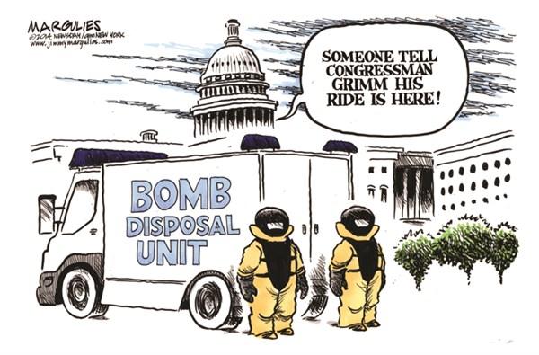143747 600 Congressman Grimm threatens reporter cartoons