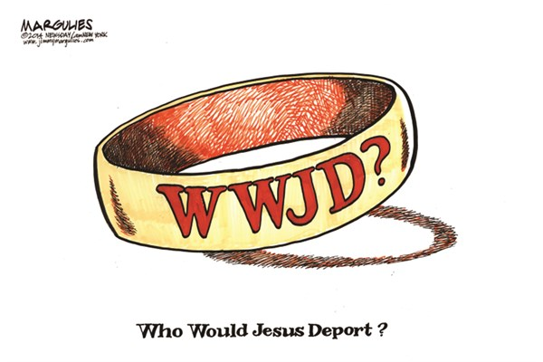151386 600 Who Would Jesus Deport cartoons