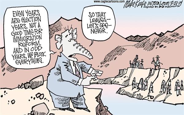 145990 600 Immigration Reform and GOP cartoons