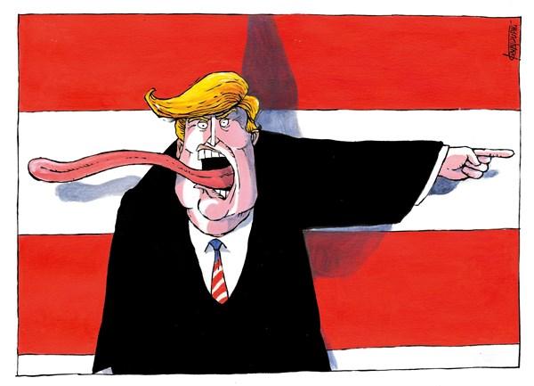 Michael Kountouris - Greece - Trumpism - English - Trumpism,Donald Trump,