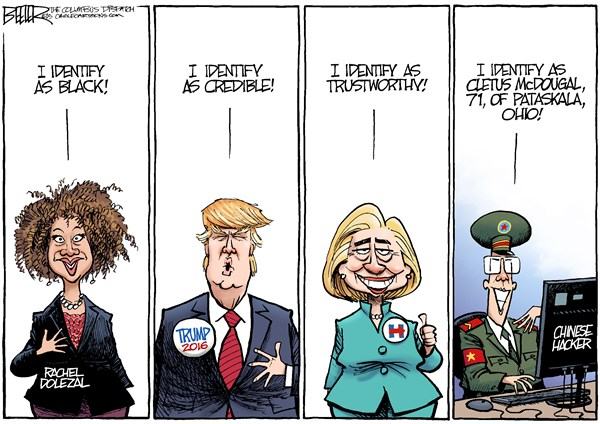 Image result for cartoons presidential debate 2016 hillary and trump