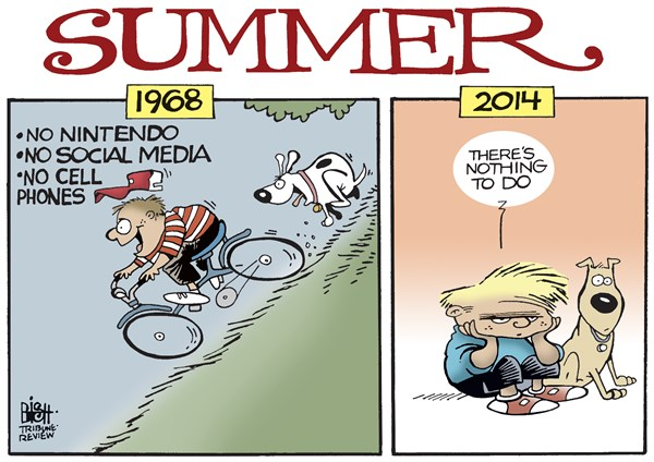 150764 600 KIDS AND SUMMER cartoons