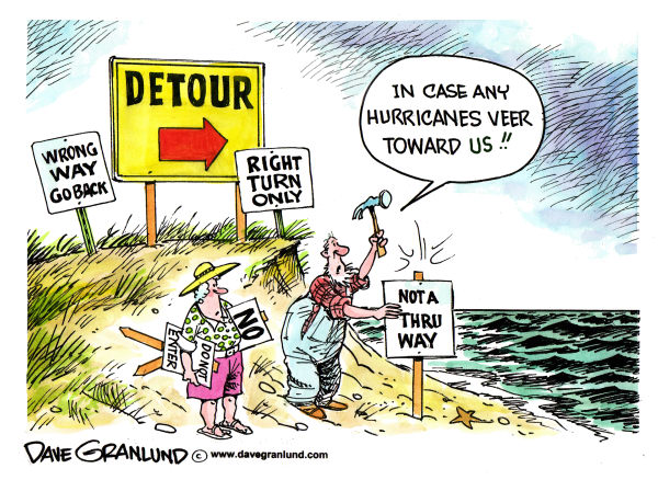 Image result for cartoons about hurricane harvey