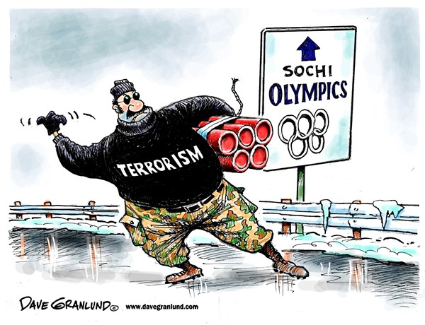 142505 600 Winter Olympics: The Untold Story cartoons