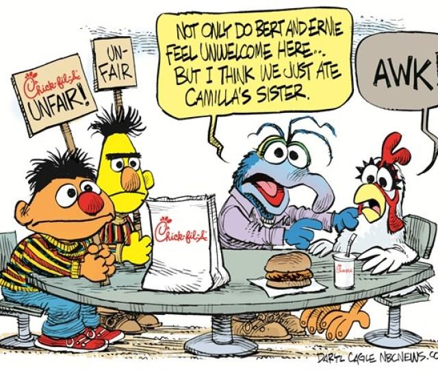 Chick Fil A Muppets