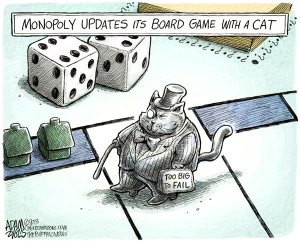 126774 600 Monopoly Cat cartoons