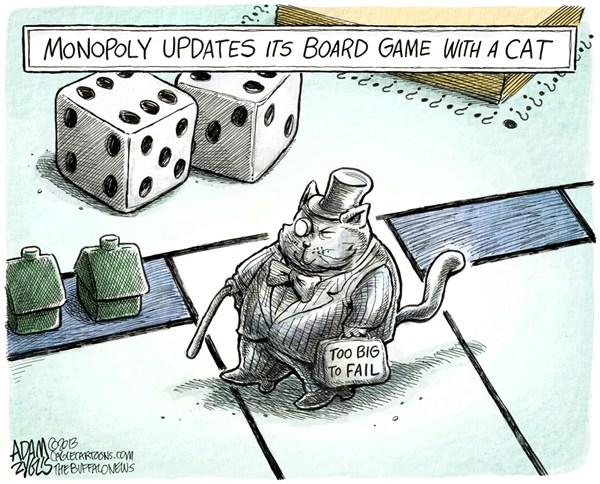 126774 600 Monopoly Cat cartoons