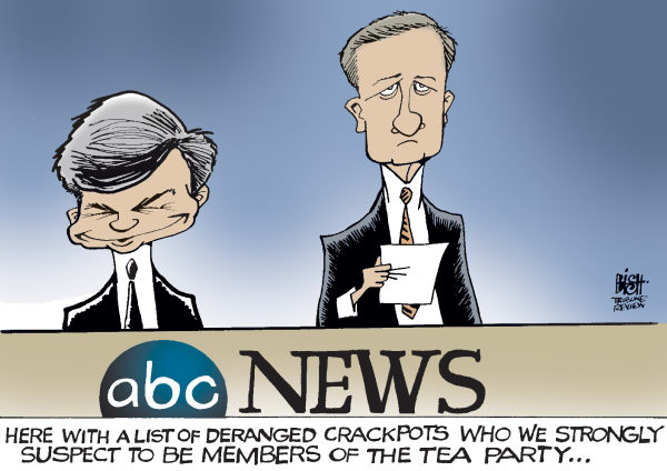 ABC NEWS © Randy Bish,Pittsburgh Tribune-Review,George Stephanopoulos, Brian Ross, Colorado, shooting, theater, Tea Party, member, ABC, news