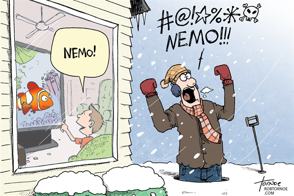 126851 600 Nemo Snow Storm cartoons